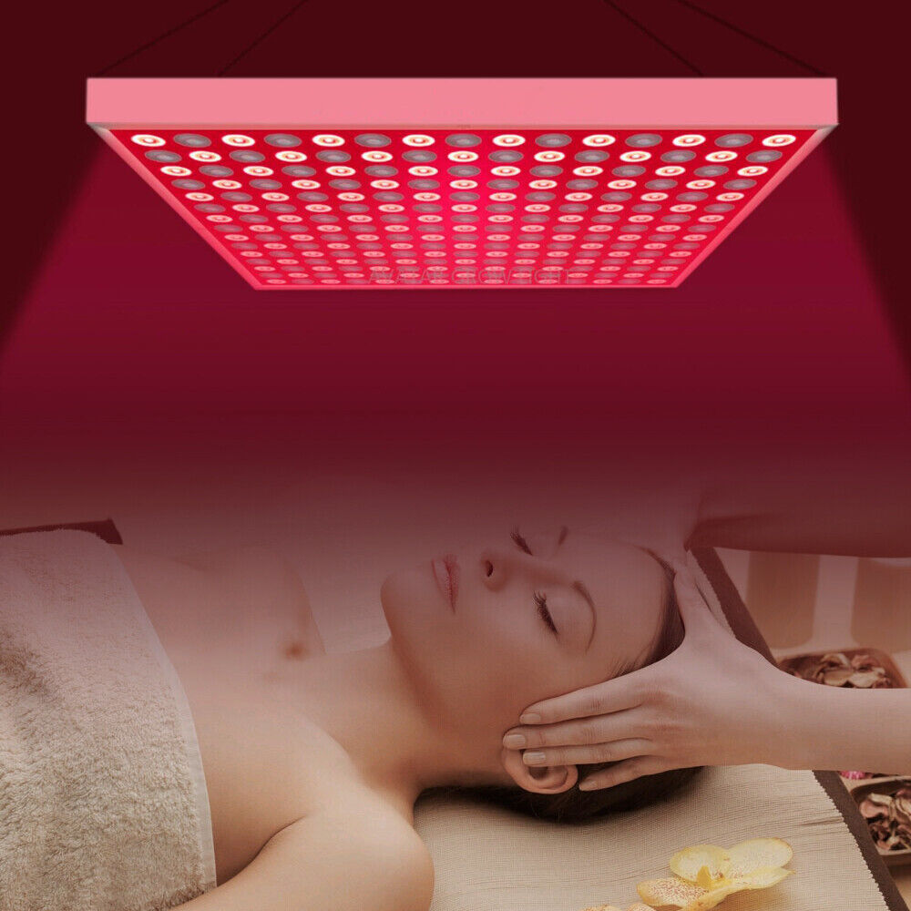 225 LED Infrarot Lampe Panel 45W Infrarot lampe Wärmetherapie Wärmegeräte Beauty