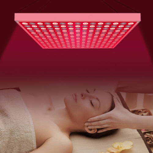225 LED Infrarot Lampe Panel 45W Wärmetherapie Wärmegeräte Wellness-Geräte DHL