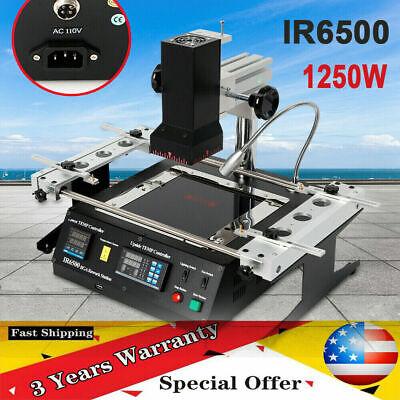 Ir6500 Achi Bga Rework Station Kits Repair Heating Infrared Reballing Machine Us