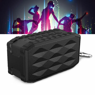 Portable Wireless Bluetooth Speaker 3D Stereo Super Bass Speakers Waterproof