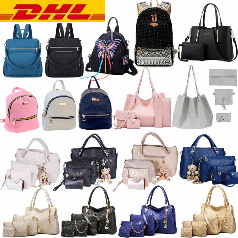 Damentasche Handtasche Shopper Schultertasche Umhängetasche Tragetasche Rucksack