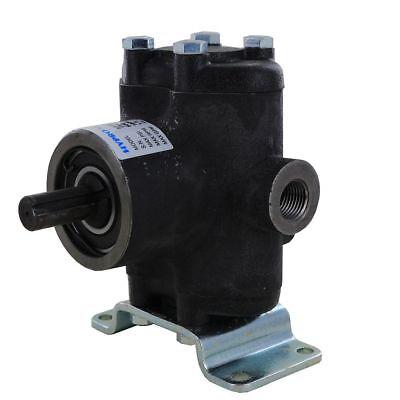 Hypro 5315c-x Small Twin Piston Pump - Solid Shaft