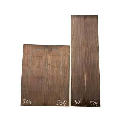 Guitar Back & Side Classical Rosewood Set  #504 Luthier Tonewood Free Ship