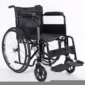 wheelchair self propelled brand new