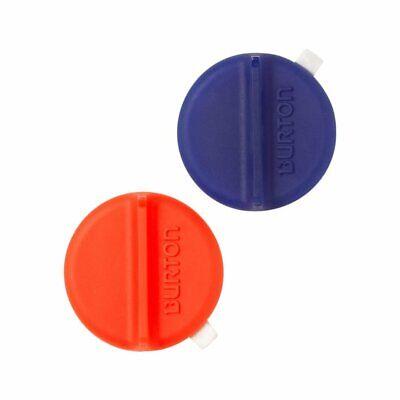 NEW Quest Snowsport Socks 2-Pack Size large Blue Orange Aegis Microbe Shield