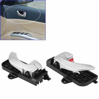 Front Left Amp Front Right Interior Door Handle For Sonata