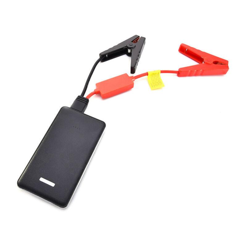 Car Jump Starter Emergency Charger USB Power Bank Backup Battery Portable