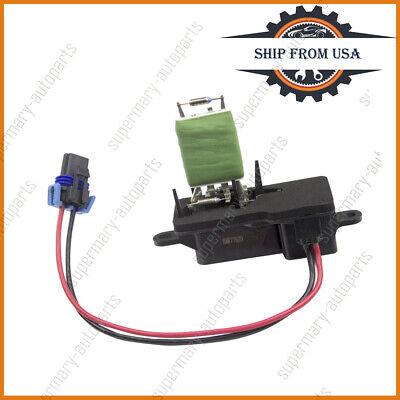 Heater Blower Motor Resistor for Chevrolet Express 1500 2500 3500 2002 2003 2004