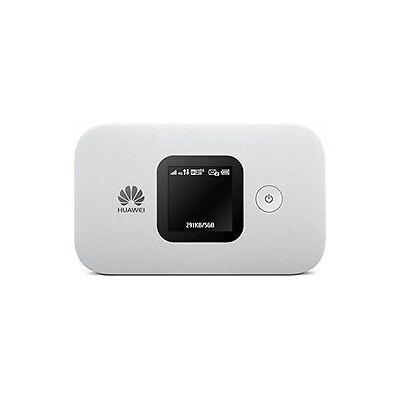 Huawei E5577C 150 Mbps 4G LTE & 43.2 Mpbs 3G Mobile WiFi Hotspot White