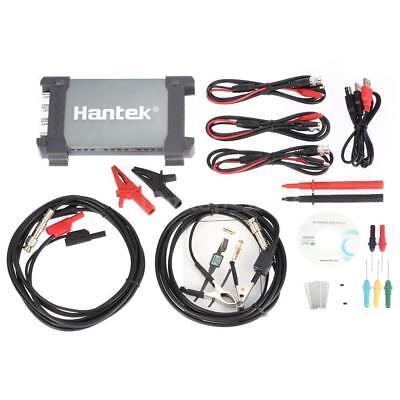 Hantek 6254be Car Auto Digital Diagnostic Oscilloscope Usb Pc 1gsas 250mhz 4ch