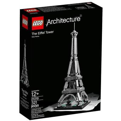 LEGO 21019 THE EIFFEL TOWER  BRAND NEW SEALED ARCHITECTURE SET