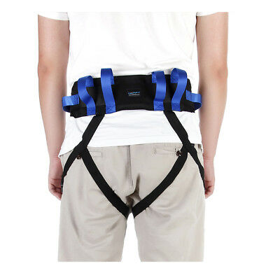 - Transfer Board Gait Belt Patient Lift Slide Medical Walking Transport Belts Grip
