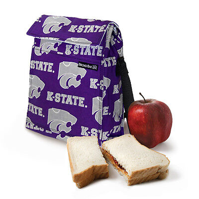K-State Wildcats Logo Insulated LUNCH BAG Cooler BEST KANSAS STATE LUNCH