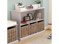 Hallway Storage Shelf Cube Basket Unit Toys / Abberville GLTC