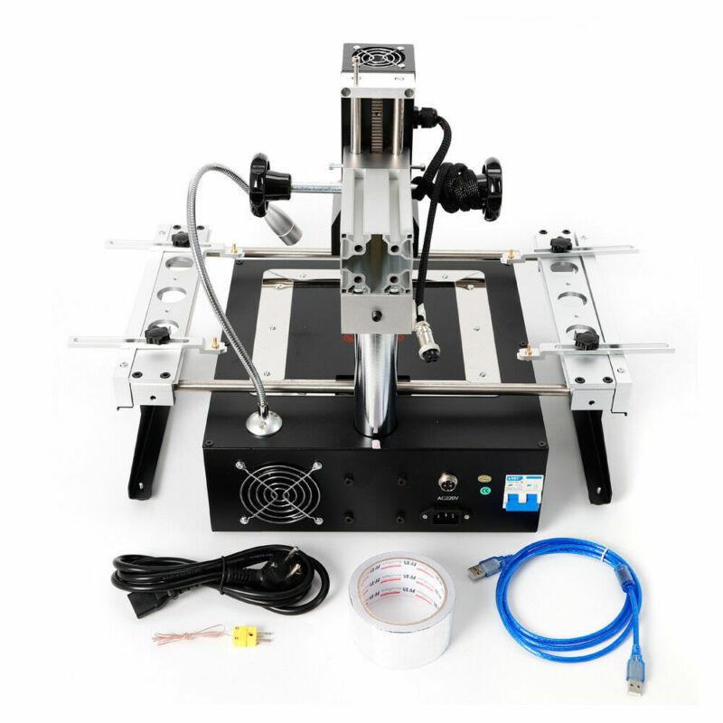IR6500 Infrared BGA Rework Station Soldering Welder Reballing Machine 110V New