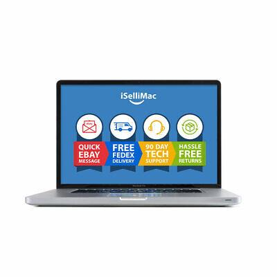 "Apple 17"" MacBook Pro 2011 2.3GHz 500GB HDD 8GB A1297 MC725LL/A-BTO +B Grade"