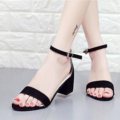 2017 Women Single Band Flip Flops Thick Heel Sandals Summer Platform Wedge Shoes