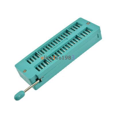10pcs Narrow Body 40 Pin Universal Zif Test Dip Ic 3m Socket