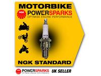 2741 New in Bo R6252K-105 NGK Spark Plug fits KAWASAKI KX80 W1 W2 80cc 98-/>99