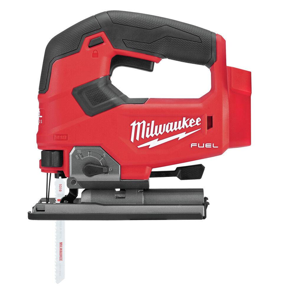 Milwaukee 2737-20 M18 FUEL™ D-Handle Jig Saw
