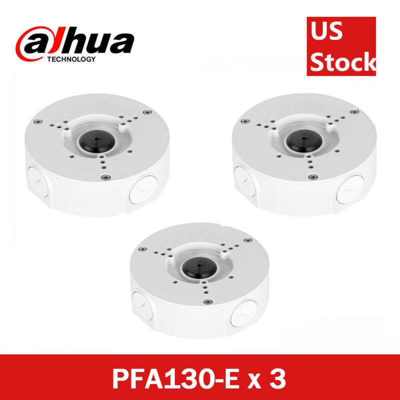 3PCS PFA130-E Water-Proof Junction Box for Dahua Dome Camera & Bullet Camera
