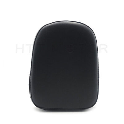 Custom Bar Pads (Sissy Bar Backrest Cushion Pad Custom For Harley Street XG500 XG750)