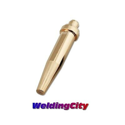 Weldingcity Acytelene Cutting Tip 4202-2 Purox Linde L-tech Torch Us Seller