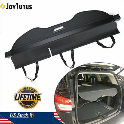 Upgrade For Ford Escape 13-19 Rear Cargo Cover Retractable Luggage Shade  ⭐⭐⭐⭐⭐