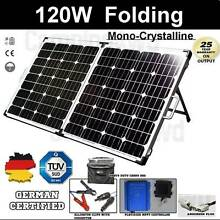 120w solar Panel Kit + regulator and padded bag Craigie Joondalup Area Preview