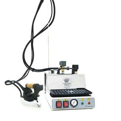 EOLO Centro de planchado profesional Plancha de vapor Caldera antical GVK15
