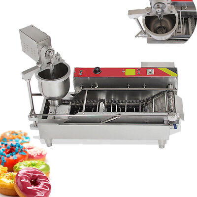 Commercial Automatic Electric Donut Making Machine Donut Fryer Usasale