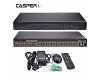 32 Channel CCTV DVR Recorder Surveillance Security P2P IP Cloud Motion Detect