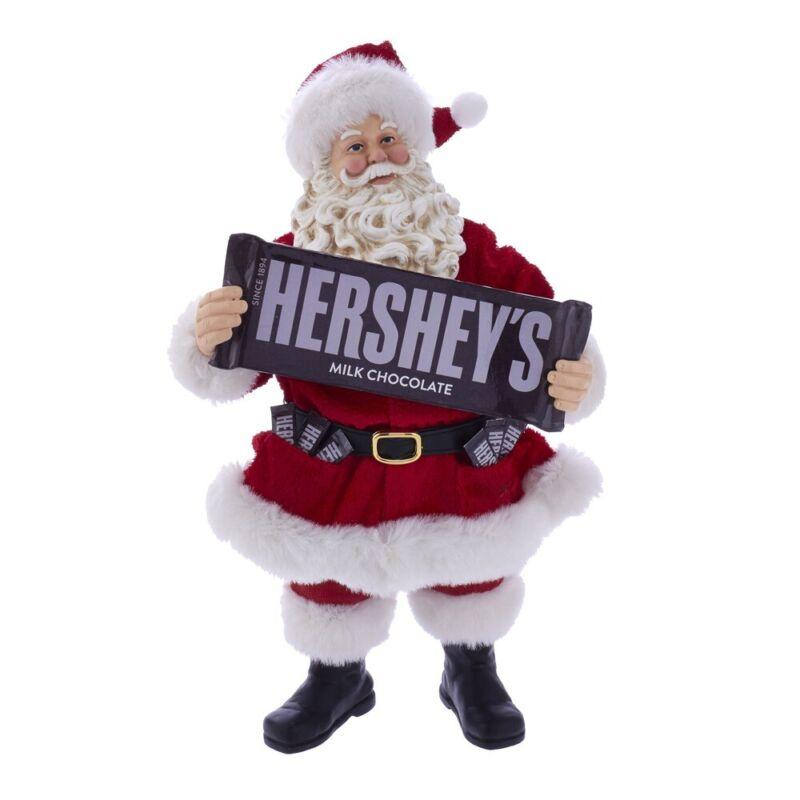 Fabriche Santa with Hershey
