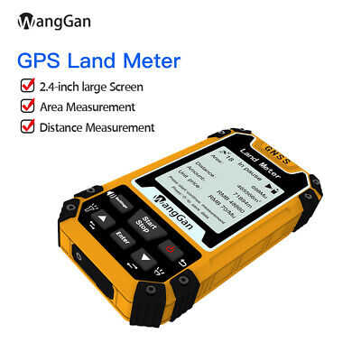 S1 Handheld Gps Land Measuring Meter Distance Measurement 2.4 Screen Tool