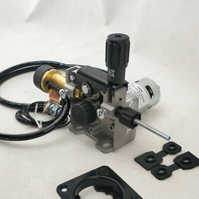 Assembly Wire Feeder Motor Mig Mag Welding Machine Welder Euro Connector New