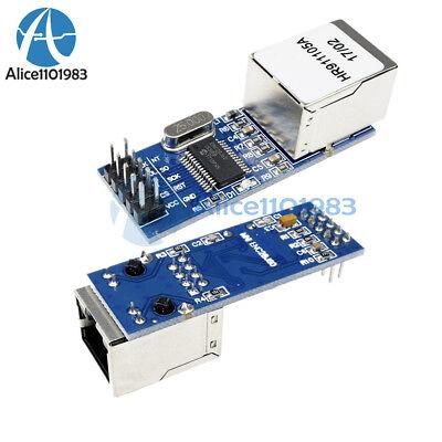 Mini Enc28j60 Ethernet Lan Network Module For Arduino Spi Avr Pic Lpc Stm32