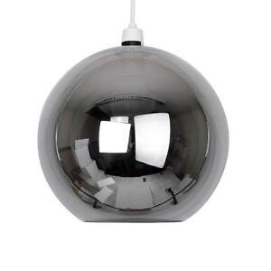 round glass lamp shades