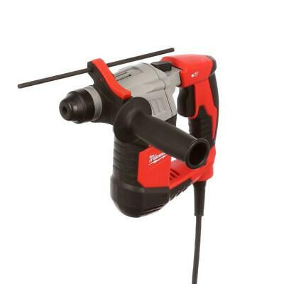 Milwaukee 5263-21 58 Sds Rotary Hammer W Depth Rod Side Handle Carrying Case