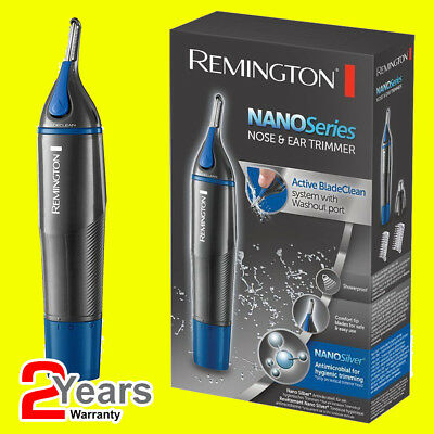 Remington NE3850 Body Nose Nasal Ears Eyebrow Facial Hair Clipper Trimmer Shave