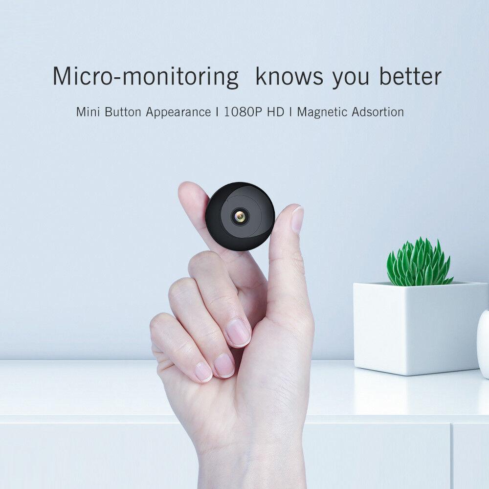 HD Spy Camera  C2 Hidden, Portable Security Cam for Home, Na