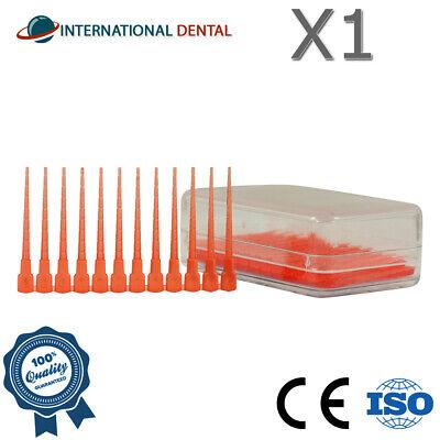 Dental Endodontic Polycarbonate Root Canal Treatment Pins 60pcs Plastic Anchor