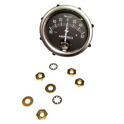 Ammeter Amp Gauge For Farmall 300 330 340 350 400 450 460 560 660 Ih Tractor