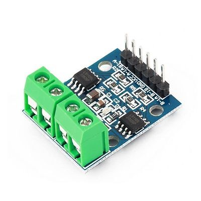 1x L9110s H-bridge Stepper Motor Dual Dc Driver Controller Board For Arduino Ev