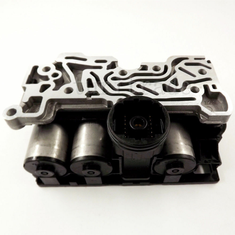 Details about SOLENOID BLOCK PACK UPDATED FIT FOR FORD 5R55S 5R55W EXPLORER  MOUNTAINEER 02 UP