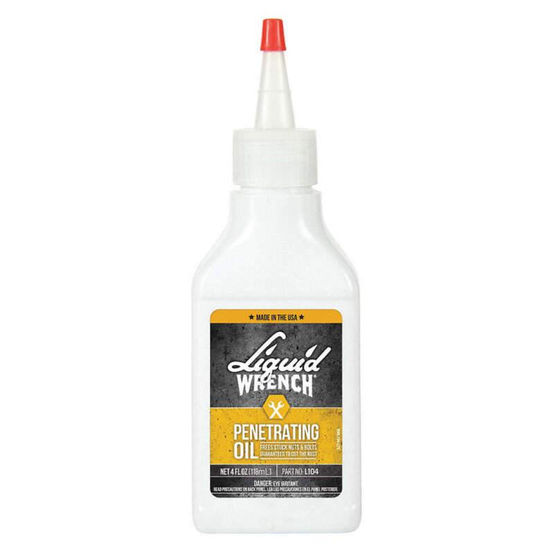 LIQUID WRENCH L104 4 fl. oz.,Dropper Bottle,Penetrant