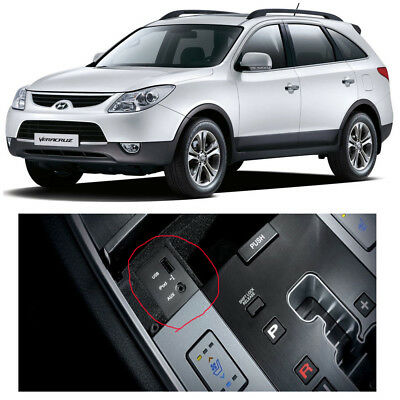 Genuine USB iPod AUX Port Adapter 961143J000 for Hyundai Veracruz ix55