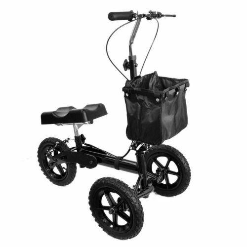 All Terrain Medical Steerable Knee Scooter Walker Foldable H