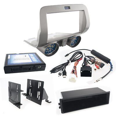 PAC RPK5-GM4101 Radio Blende 1 / 2 DIN Komplett Kit Chevrolet Camaro 2 Din Kit