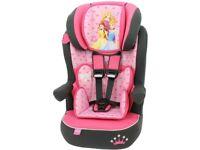 BRAND NEW Disney Princess I Max Child Car Seat Booster 1-10yr