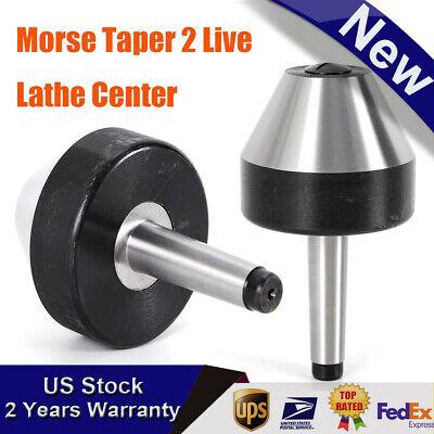Mt2 Revolving Live Center Lathe Bull Nose Precision 12-2 12 74mm Diameter